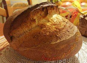 Pane comune al farro con Lievito Naturale o Pasta Madre e Farina Macinata a Pietra