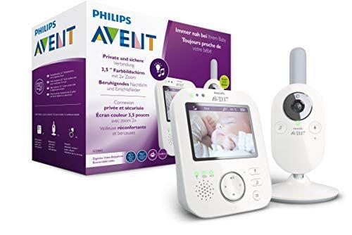 34 Reduziert Philips Avent Scd843 26 Video Babyphone 35 Zoll Farbdisplay Eco Mode Gegensprechfunktion Nachtlicht W Nachtlicht Baby Zubehor Uberwachungskamera