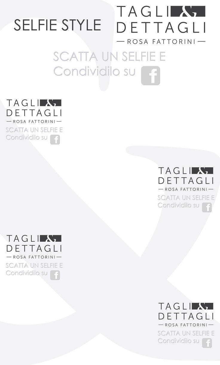 CLIENTE: Tagli&Dettagli LAVORO: Grafica + Stampa + Applicazione Adesivi