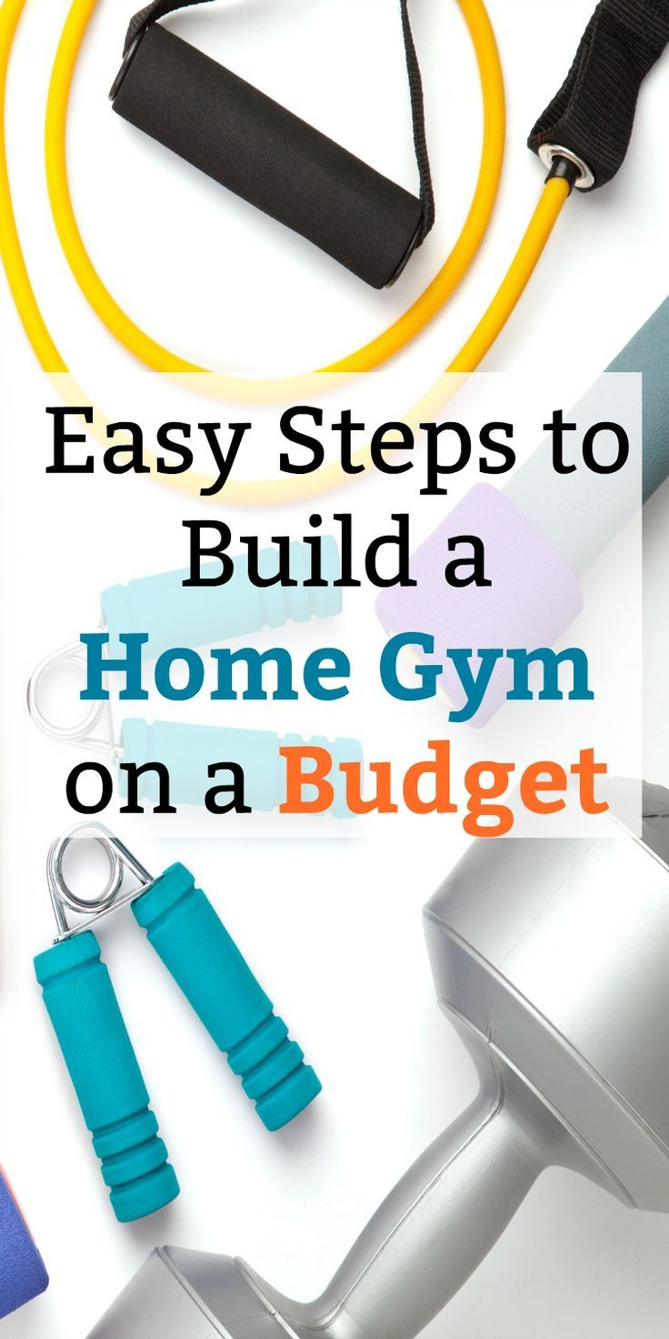 Easy Steps to Build a Home Gym on a Budget