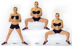 Inner thigh toning come on By skinny mom Parte interna da coxa tonificação venha por mãe magro