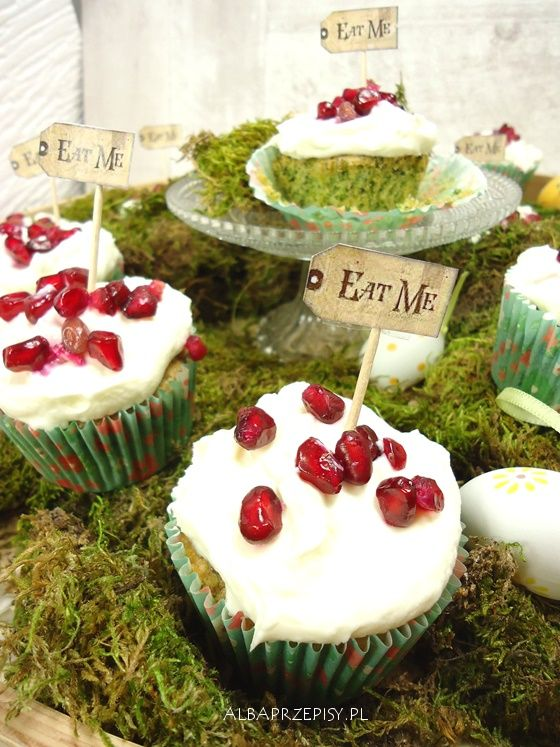 Muffinki Szpiankowe Szpinakowe Muffinki Wielkanocne Muffinki