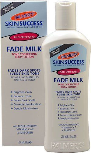 Palmer S Skin Success Eventone Fade Milk Lotion 8 50 Oz Dark