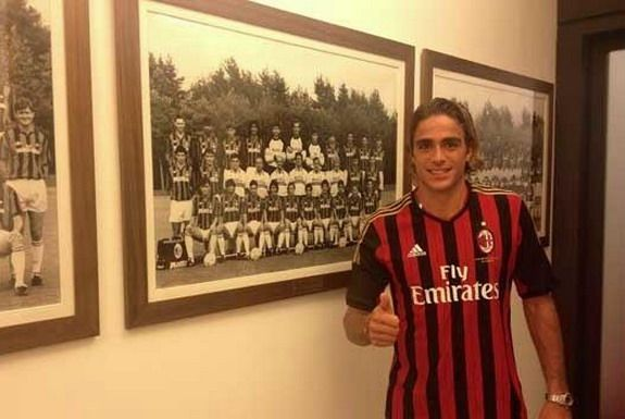 Alessandro Matri in, Kevin-Prince Boateng out at AC Milan