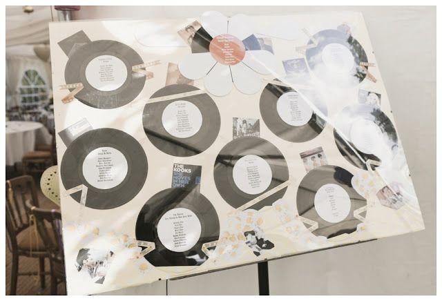 vinyl table plan.