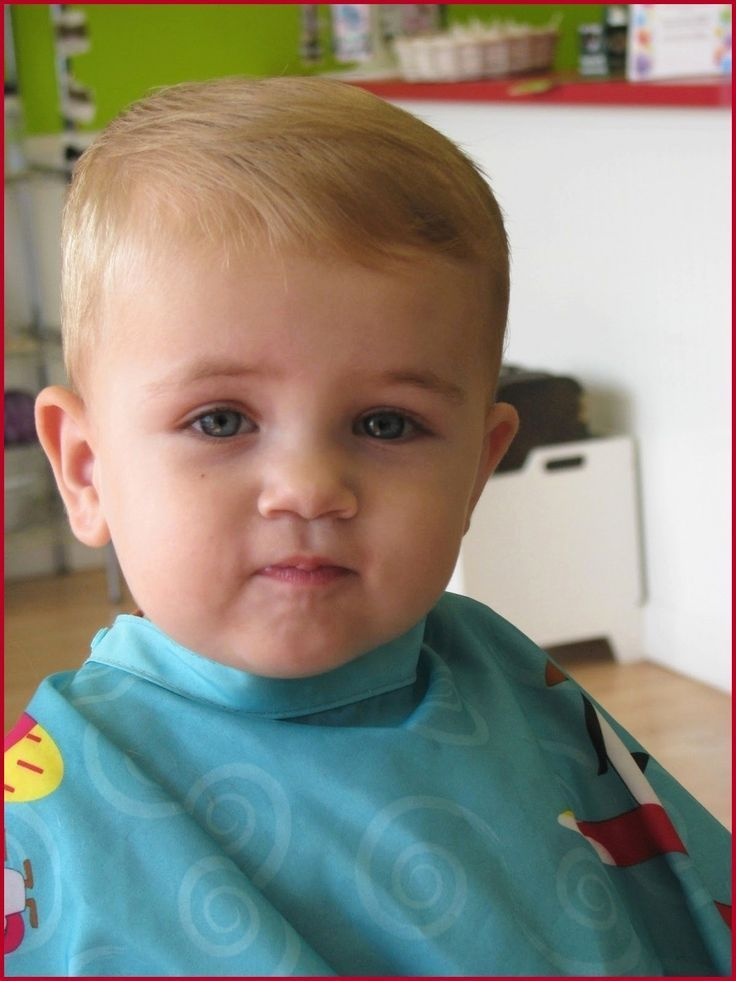 18+ Toddler boy haircuts for thin hair information