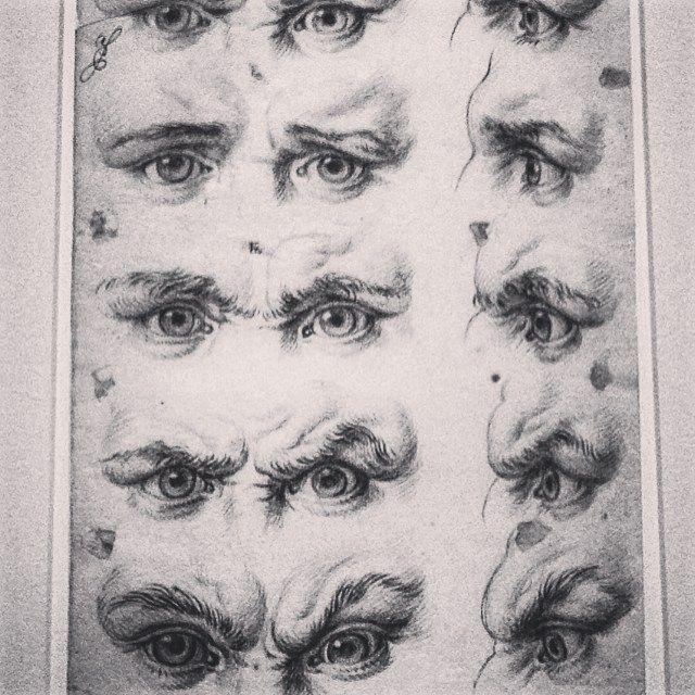 физиогномика глаз картинки свежим зимним воздухом