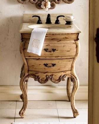 17 ideas para conseguir un baño de estilo rústico | Bohemian and Chic