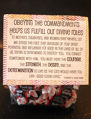 obeying the commandments: Women Ideas, Women Ministry, Society Lessons, Lessons Help, Relief Society, Power Messages, Object Lessons, Women Lessons, Women Help