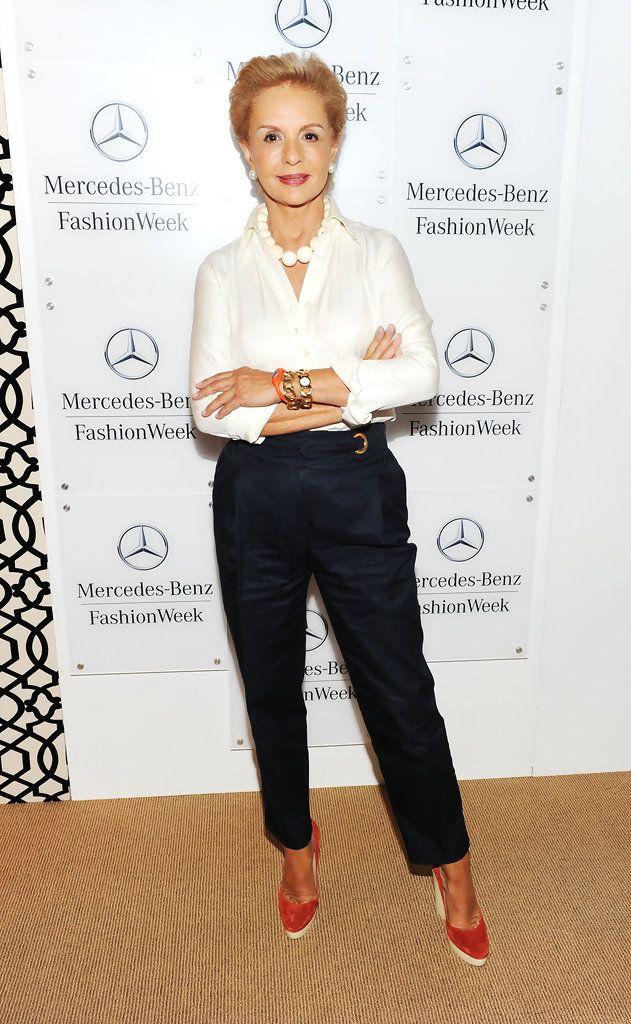 Carolina Herrera Button Down Shirt