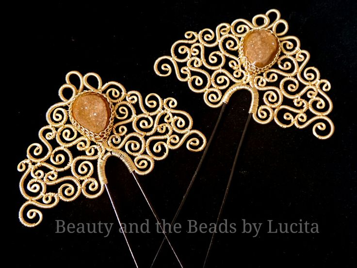Traditional hair pin of Indonesia