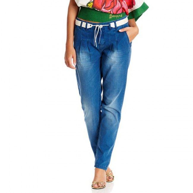 Desigual Jeans Campaña Pa - Col. Denim #desigual #jeans #donna #estate #umbostore