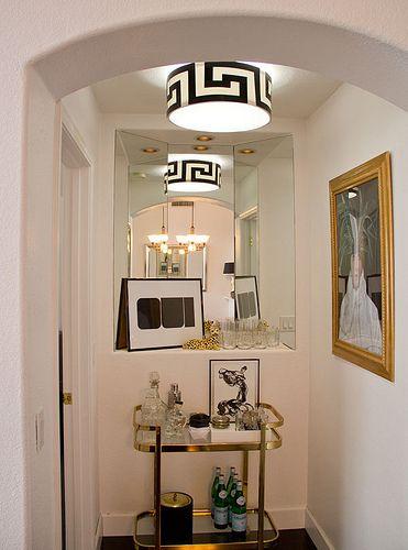 The Aestate Greek Key Light | By MyOverlays