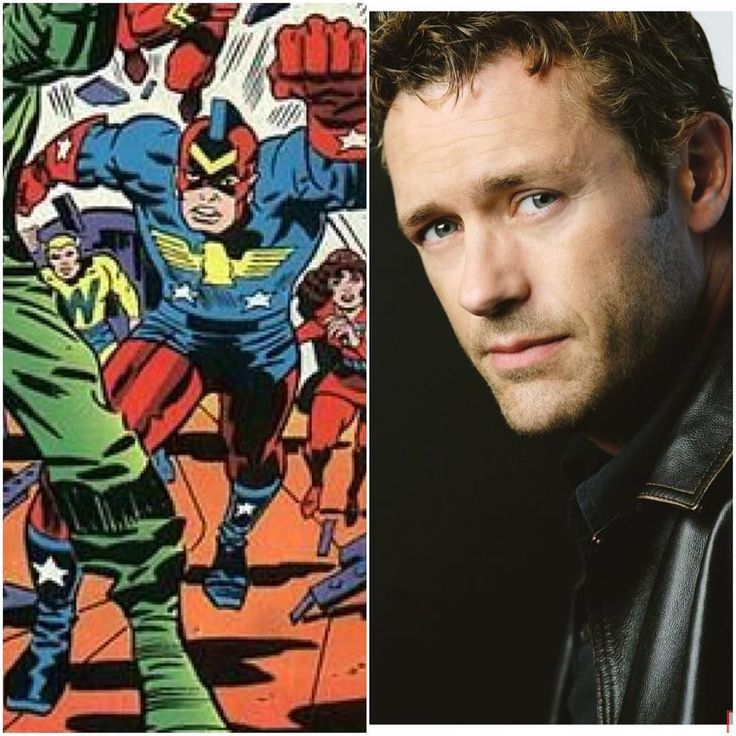"""Looks like SHIELD's new director is Jeffrey Mace aka The Patriot a classic hero from the days of #TimelyComics. In a sneak peek clip for episode 2 of #AgentsofSHIELD we get to meet the new boss played by #JasonOMara and in it #PhilCoulson calls him """"Jeffrey."""" Now while no last name is officially given I'd say it's a pretty safe bet that the new director of #SHIELD is #ThePatriot.  The Patriot was created by Ray Gill and George Mandel and first appeared in The Human Torch #4. We went on to be…"""
