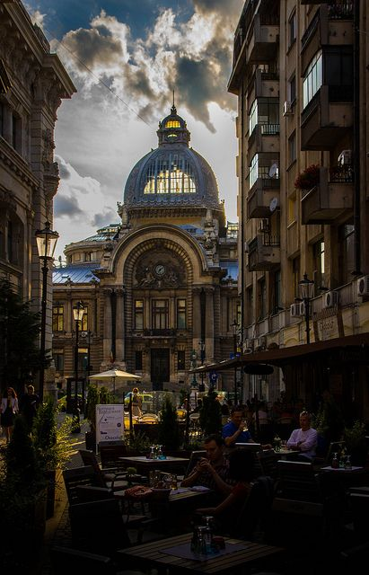 Bucharest , Romania
