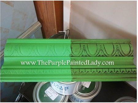 Antibes Green Chalk Paint® Quart
