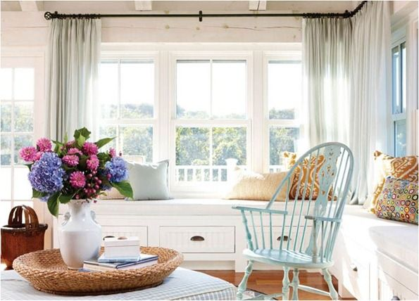 How many times have you seen beat up wood chairs at local thrift shops and passed them by....a little CHALK PAINT® and you can transform them!