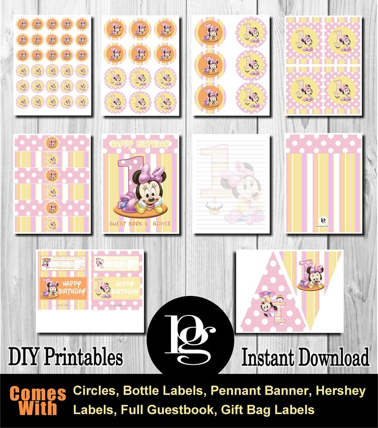 1000+ images about DIY Birthday Party Favors & Decor on Pinterest ...