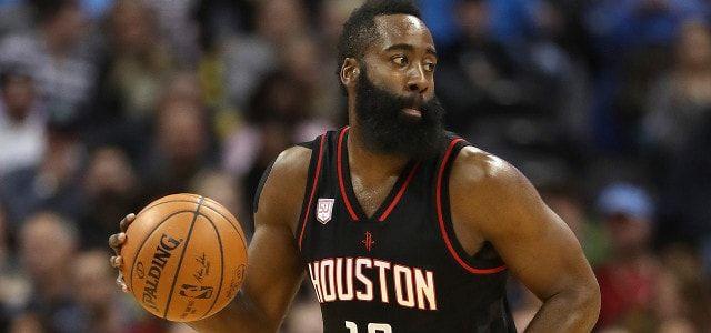 James Harden - Houston Rockets - Wesley Matthews - Dallas Mavericks - DeMar DeRozan - Toronto Raptors