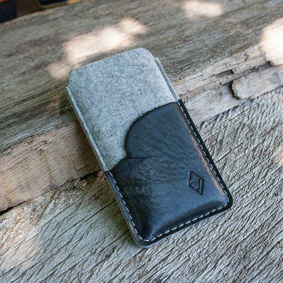 Huawei Nova case sleeve Leder Hülle Tasche Lederhülle