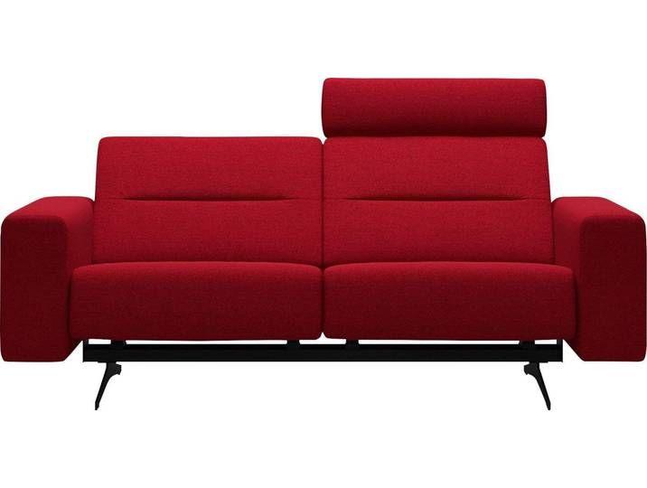 Stressless 2 Sitzer Sofa Stella Rot 10 Jahre Hersteller Garantie Sofa Love Seat Furniture