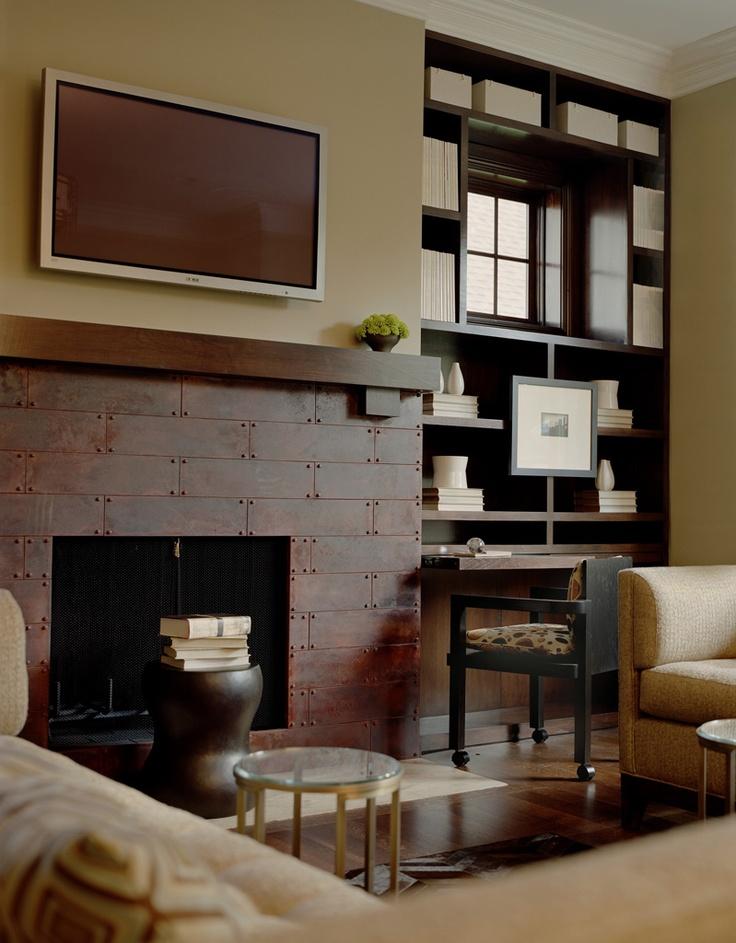 109 best Fireplace Ideas images on Pinterest   Fireplace ideas ...