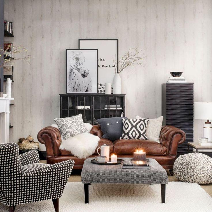 Die besten 25+ Modern rustikale innenräume Ideen auf Pinterest