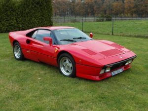 Ferrari 328 conversion 288GTO - 1986