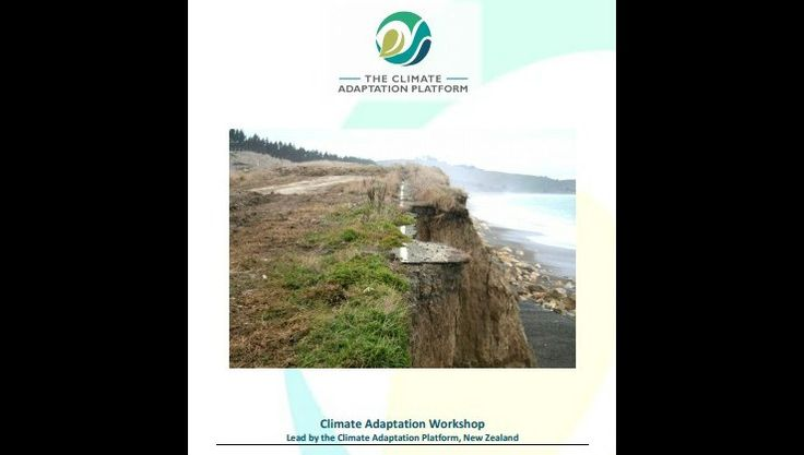 The Climate Adaptation Platform Washington Workshop Booklet