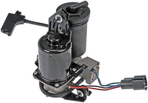 Dorman 949-200 Active Suspension Air Compressor Assembly. For product info go to:  https://www.caraccessoriesonlinemarket.com/dorman-949-200-active-suspension-air-compressor-assembly/
