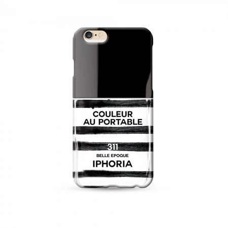 Etui na iPhone 6 IPHORIA COULEUR AU PORTABLE BELLE EPOQUE IPHONE 6 www.bag-a-porter.pl #iphone #cover #fashion