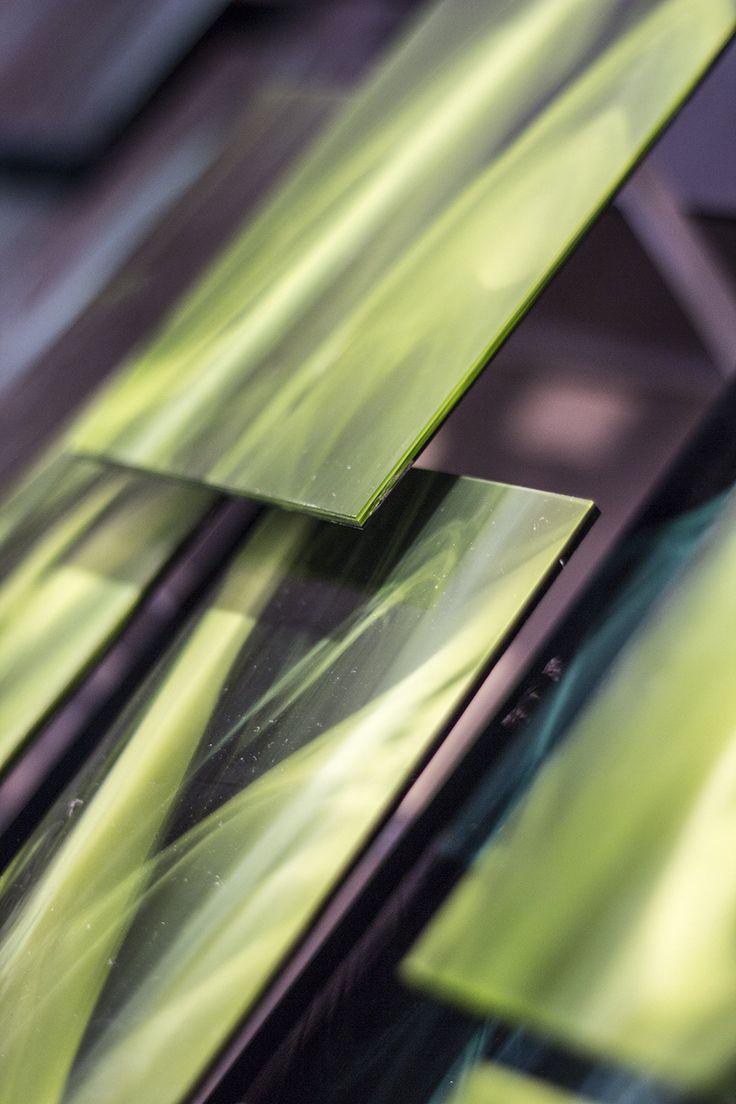 Nuclear by Karo Martirosyan (Art Glass Wall Sculpture) | Artful Home