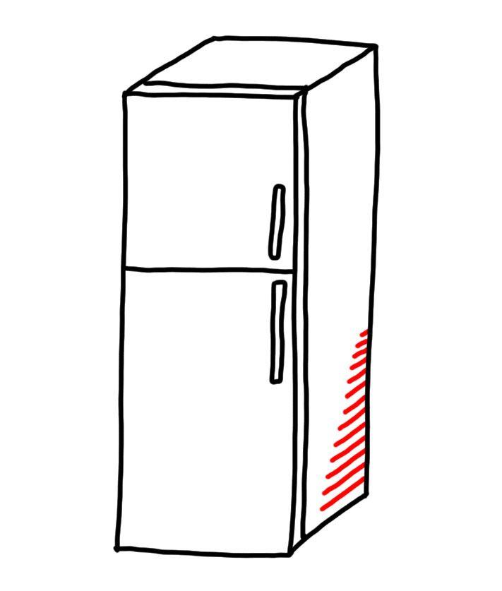 Холодильники рисунки картинки