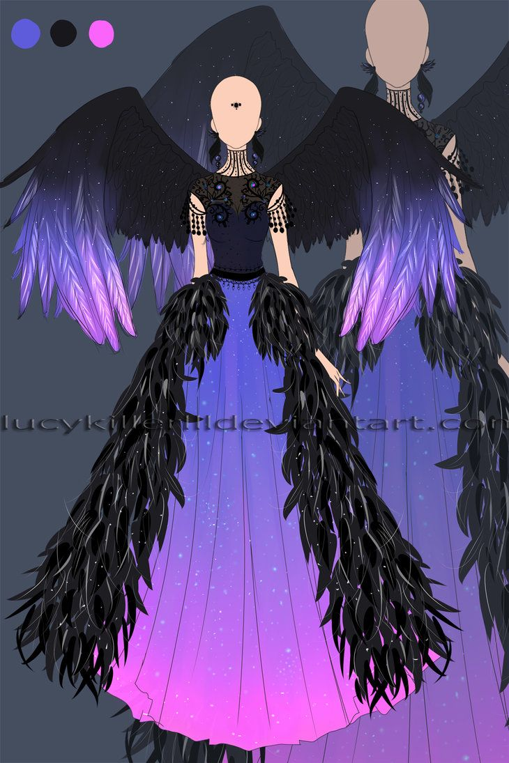 (OPEN) Adopt Auction- Outfit 27 by LucyKILLERlll.deviantart.com on @DeviantArt