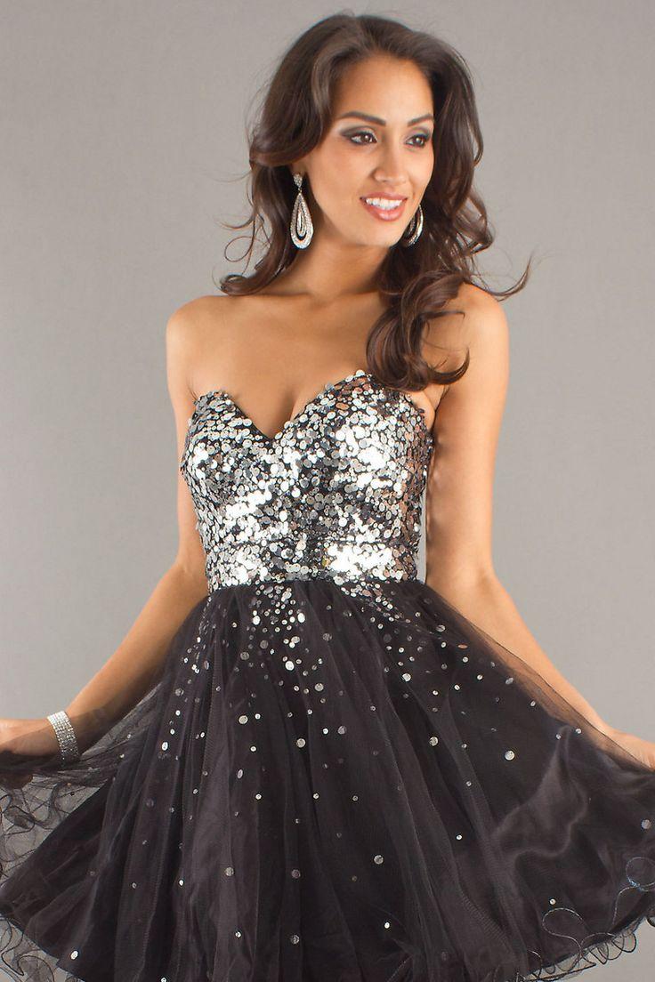 115 best short/mini images on Pinterest | Short prom dresses, Dress ...