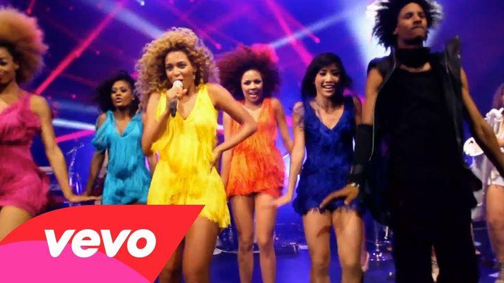 """Beyoncé - End Of Time (Live at Roseland) """" Acho a Beyoncé uma artista completa, essa edição ficou perfeita e a música é ótima!! """""""