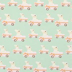 Sweet bunny behangpapier - Studio Ditte