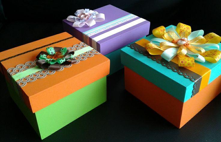 Cajas de madera decoradas para multiples usos http www - Cajas de madera decoradas ...