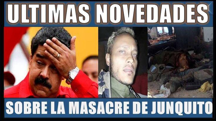 LAS ULTIMAS NOTICIAS SOBRE LA MUERTE DE OSCAR PEREZ Y MAS  NOTICIAS DE HOY VENEZUELA 20 ENERO 2018