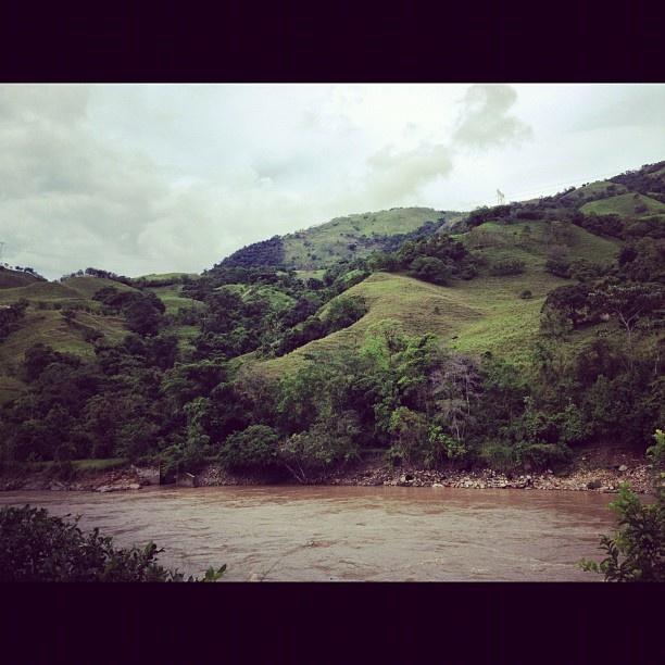 Río Cauca!!