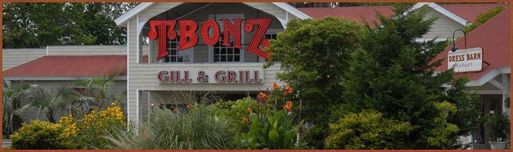 T Bones Restaurant Myrtle Beach South Carolina