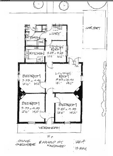 Our current house plans