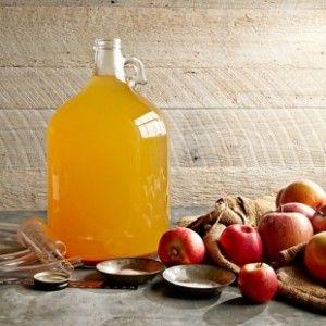 Przepis na cydr jabłkowy zwykły i musujący