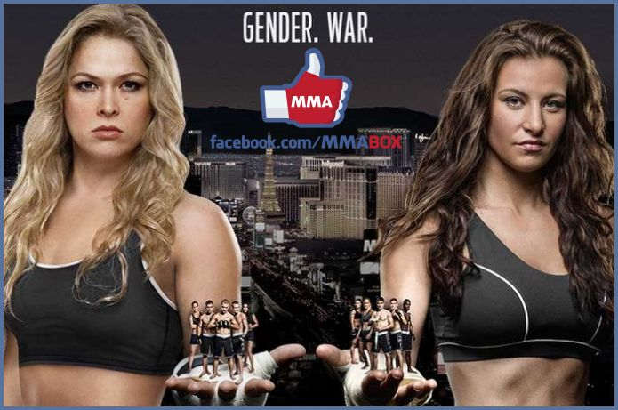 www.mmamaps.com news. Bryan Caraway: UFC & PR machine; molded Ronda Rousey, TUF 18 exposed the person Rowdy really is.