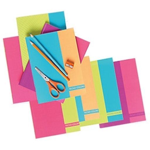 Caderno Agrafado A4 80Folhas Pautado - Note - Continente Online