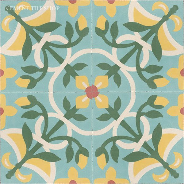 Cement Tile Shop - Handmade Cement Tile | Vine…