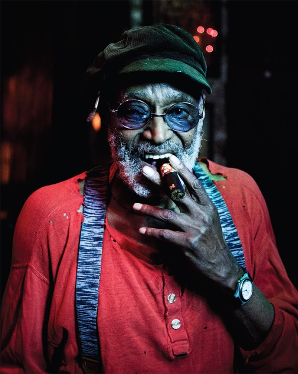 FLASHBACK | MELVIN VAN PEEBLES, AIN'T NOT BOTHERED | ISSUE23