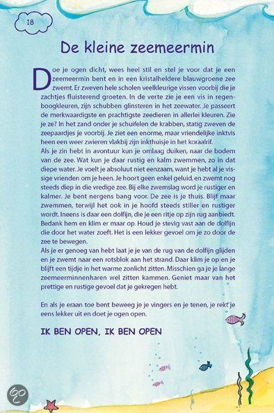 Yoga met kleuters: 'De kleine zeemeermin' (tekst)