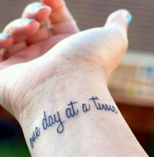 1000+ Meaningful Tattoo Quotes On Pinterest
