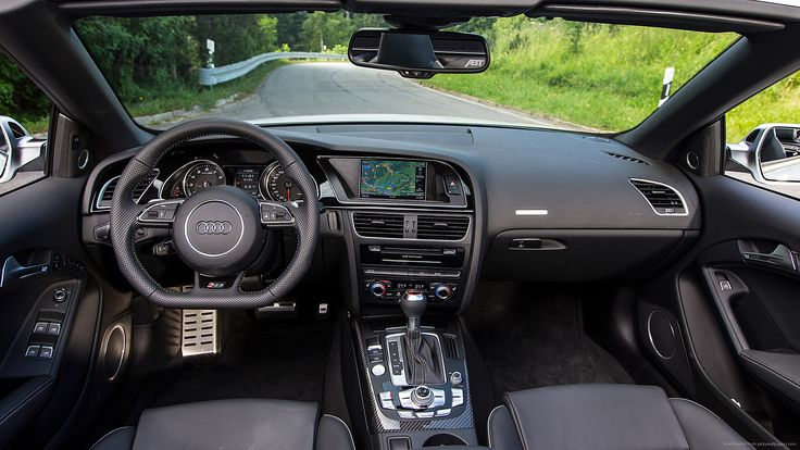 ABT Audi RS5 Convertible Interior wallpaper Audi rs5